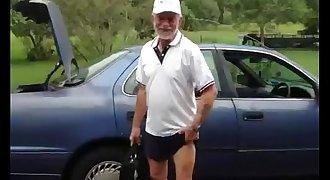 Grandpa bigcock