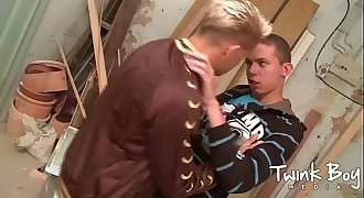 TWINK BOY MEDIA Twinkly Attracted for cock