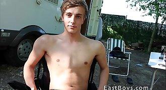 Super Cute Boy - Handjob