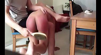 spank hot twink