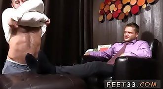 Free youthfull gay twinks feet first time Tyrell's Sexy Feet Worshiped