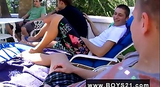 Gay youthful chubby download video Just as 2 of our super-hot twinks